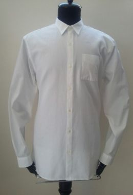 Percy Shirt - White